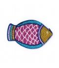 Porte monnaie perles FISH
