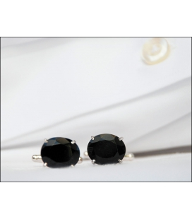Cufflinks PIERRE - Onyx
