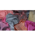 Silk scarf Krama by K