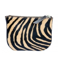Small animal print pouch JUNGLE FEVER