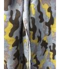 Echarpe imprimé camouflage CLOUD