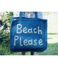Panier the Jacksons BEACH PLEASE
