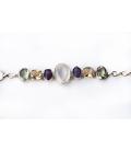 Bracelet pierres semi précieuses PRECIOUS MULTICO